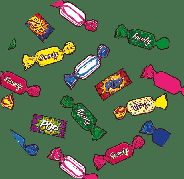Les bonbons publicitaires personnalisés